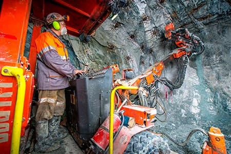 diplomado planeamiento de perforacion en mineria subterranea