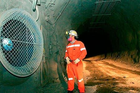 diplomado planeamiento en ventilacion minera y respuesta a emergencias