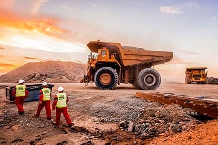 diplomado planificacion excavadoras y camiones en mineria superficial