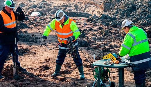 Maestría en Geotecnia Minera