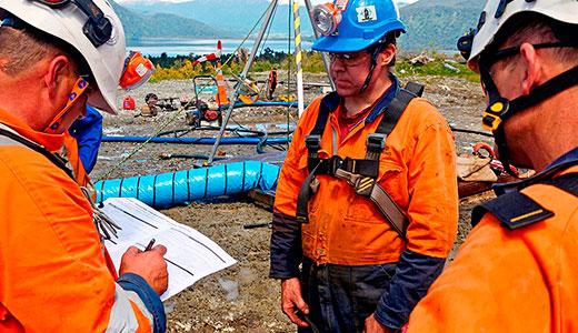 Maestría en Hidrogeología Minera