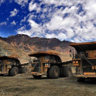 Minería industrial a cielo abierto en Ecuador