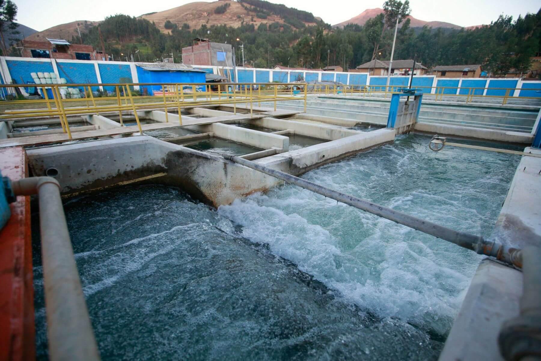 Agua potable y minería: empresa invertirá S/ 137 millones en sistema hídrico