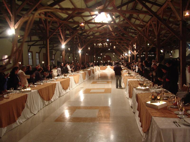 cena de gala mintur