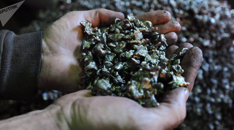 Minería de níquel: importancia de la medición precisa de su densidad