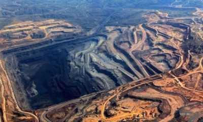 Minas de carbón mas grandes del mundo
