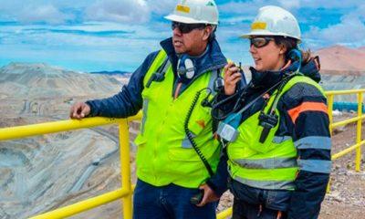 Minera Collahuasi premiada por su gestión de prevención