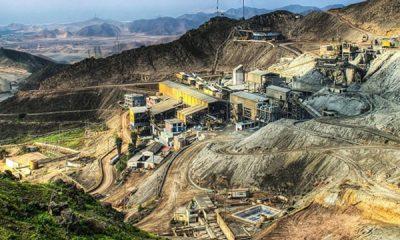 Investigación sobre relaves mineros