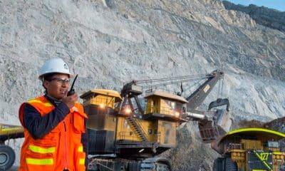 Minera Antamina lideró producción de plata y zinc