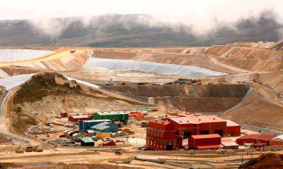 Inversión minera en Infraestructura creció 84% en marzo