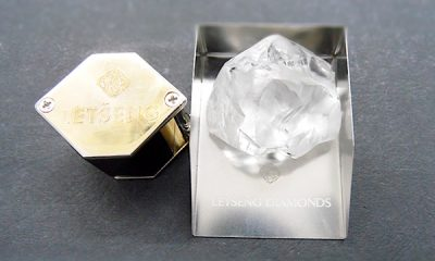 Empresa Gem Diamonds