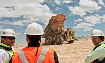 empleo minero chile