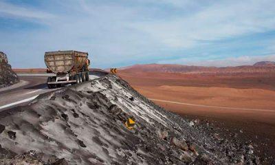 grandes mineras chile