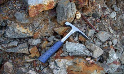Ingemmet ocurrencias minerales