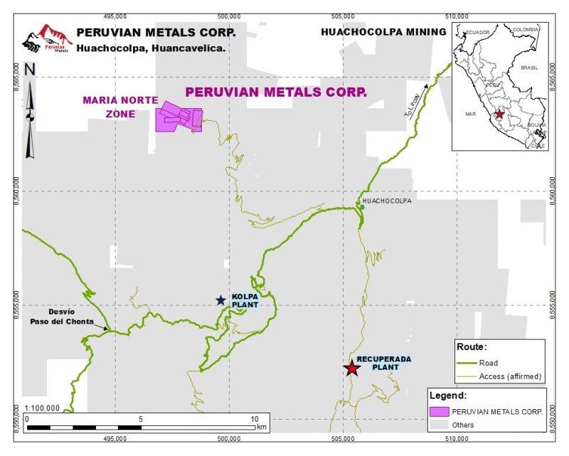 Peruvian Metals María Norte