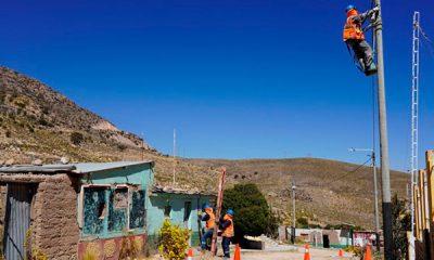 obras southern perú
