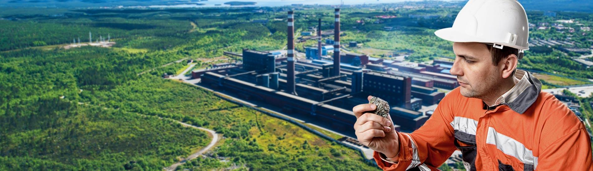 Maestría Global Plantas Metalúrgicas
