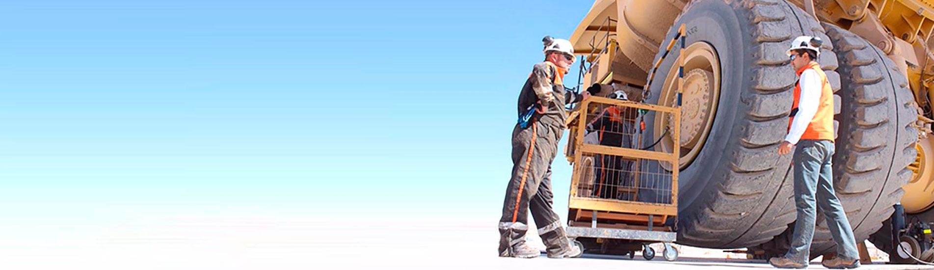 Maestría Global Mantenimiento Minero