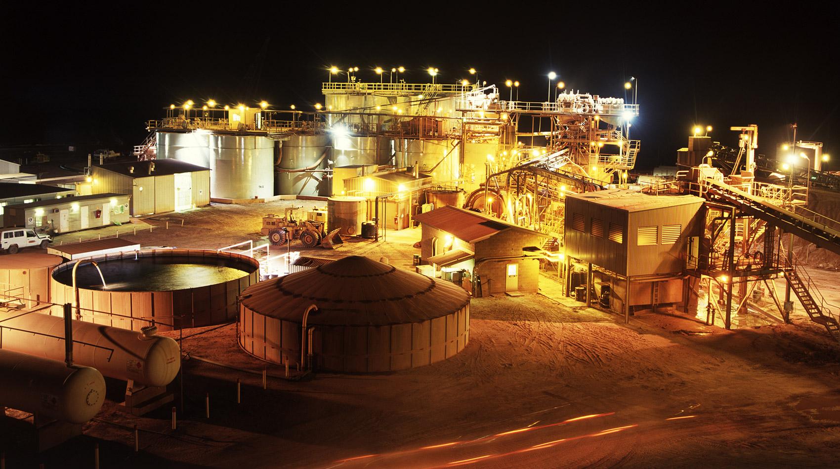 Diplomado Internacional Metalurgia Extractiva Aplicada a Minerales de Oro y Plata