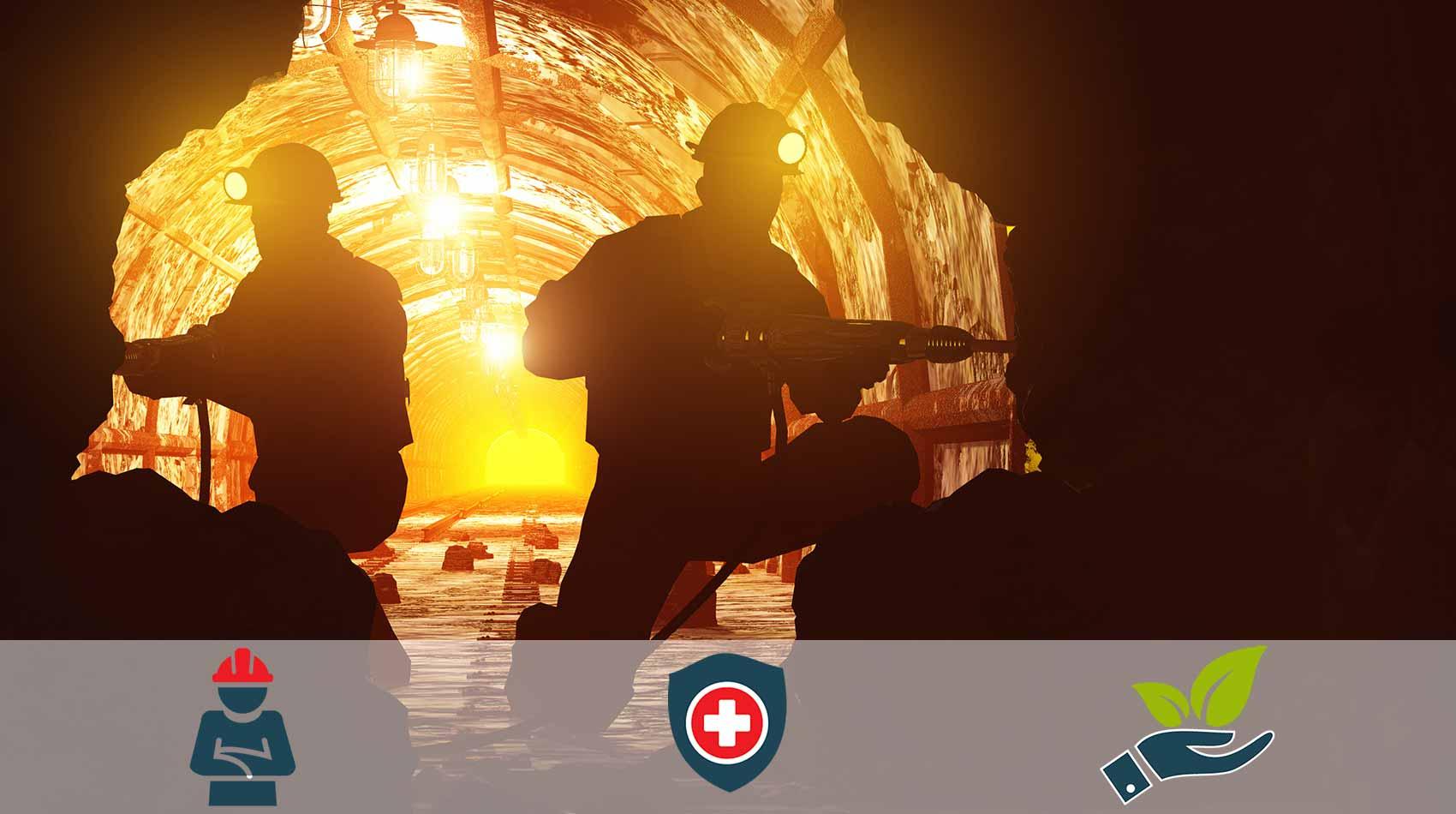 Diplomado Internacional Gestión de Seguridad, Salud y Medio Ambiente en Minería