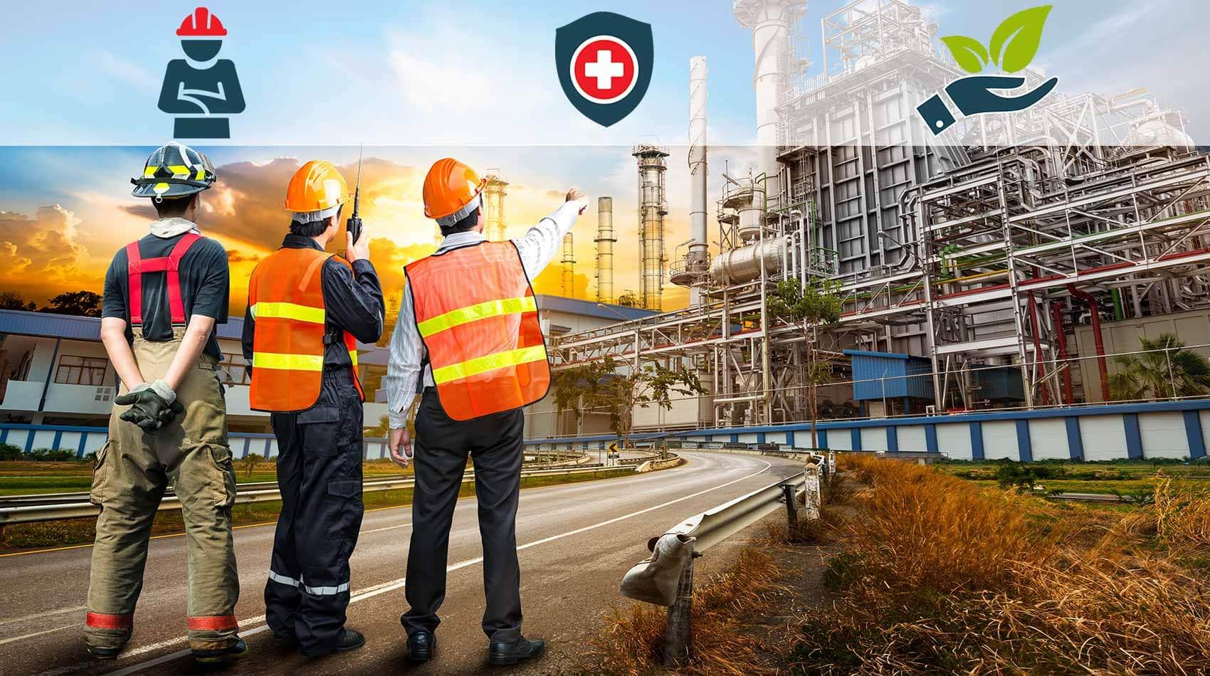 Diplomado Internacional Gestión de Seguridad, Salud y Medio Ambiente para el Sector Industrial