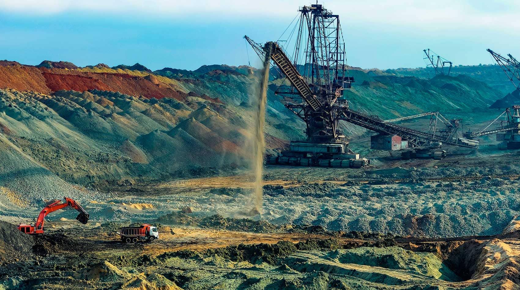 Maestría Global Gestión de Operaciones Mineras