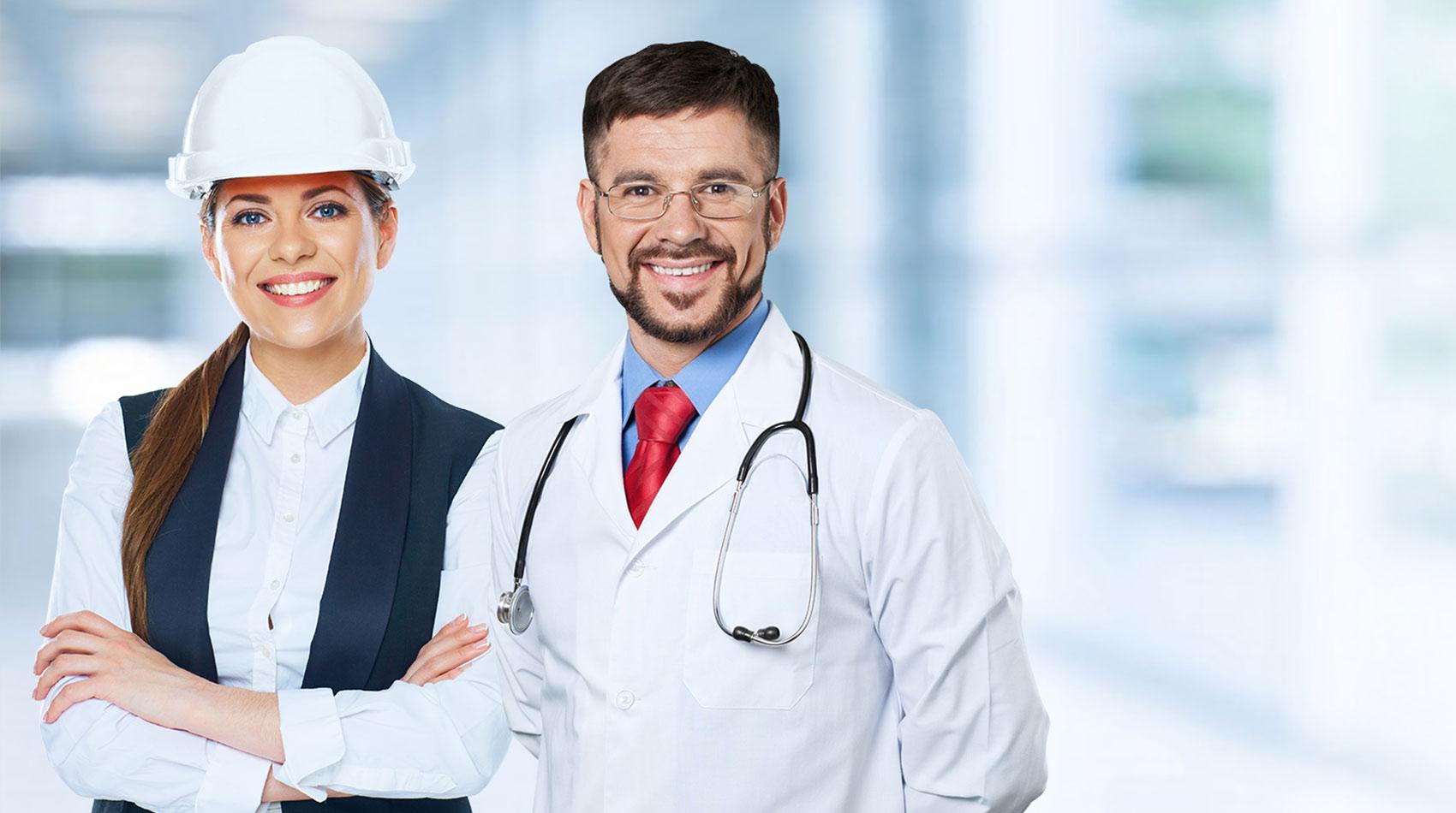 Doctorado en Seguridad, Salud y Medio Ambiente
