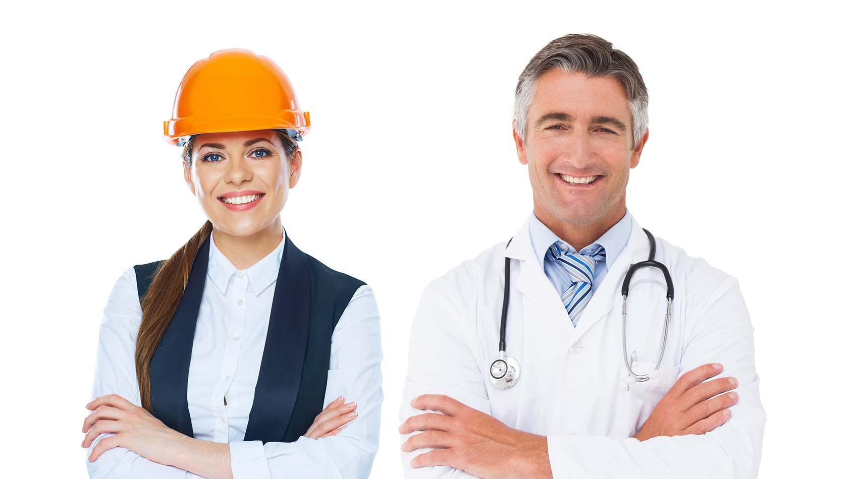 Maestría Global Salud Ocupacional